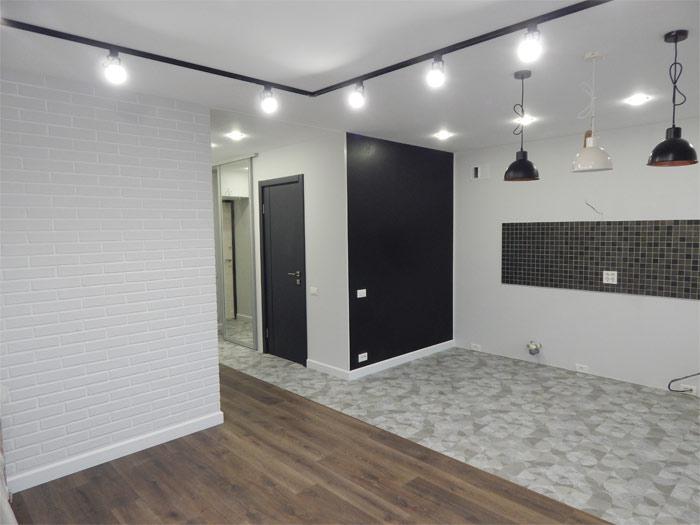 Ремонт однокомнатной квартиры в Киеве, цены на ремонт 1